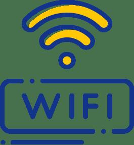 A wifi icon