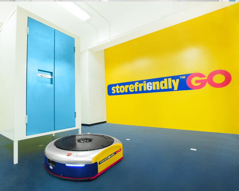Self Storage & Technology – A match made in Heaven