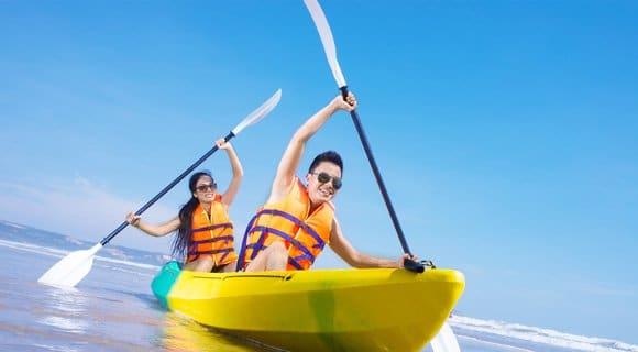 singapore kayaking