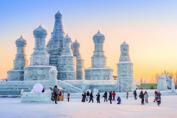 Harbon Ice festival