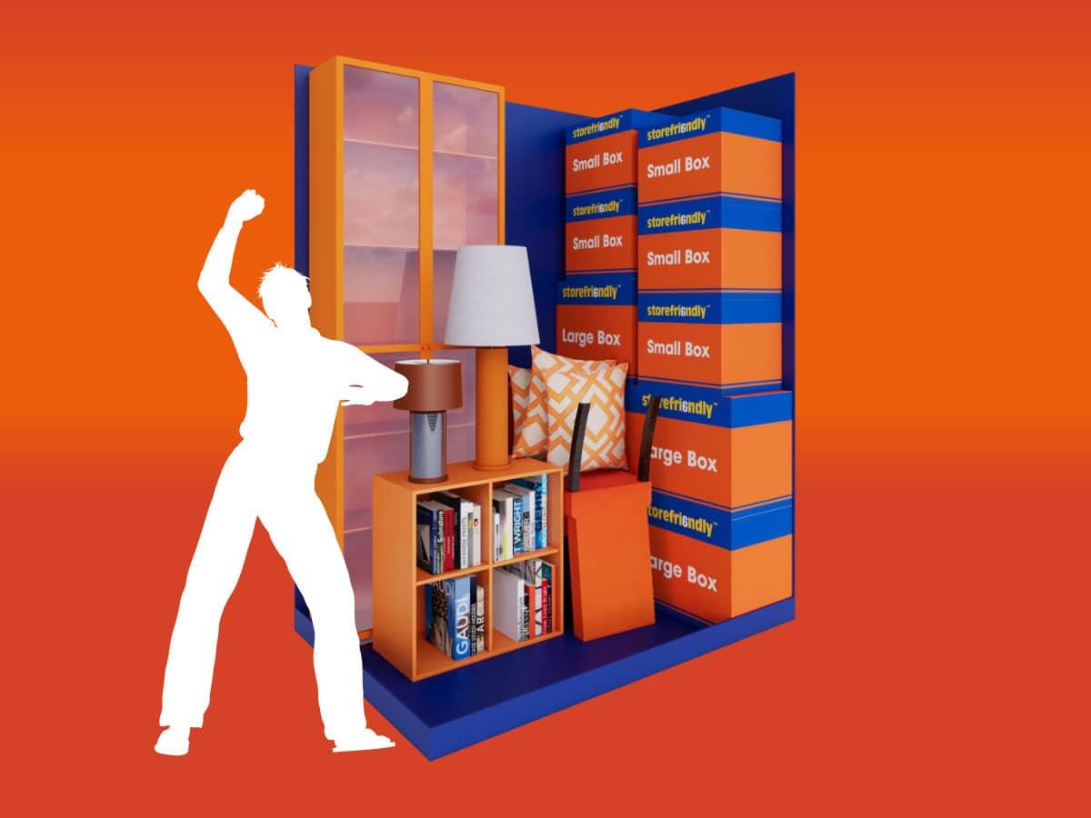 Storefriendly Storage