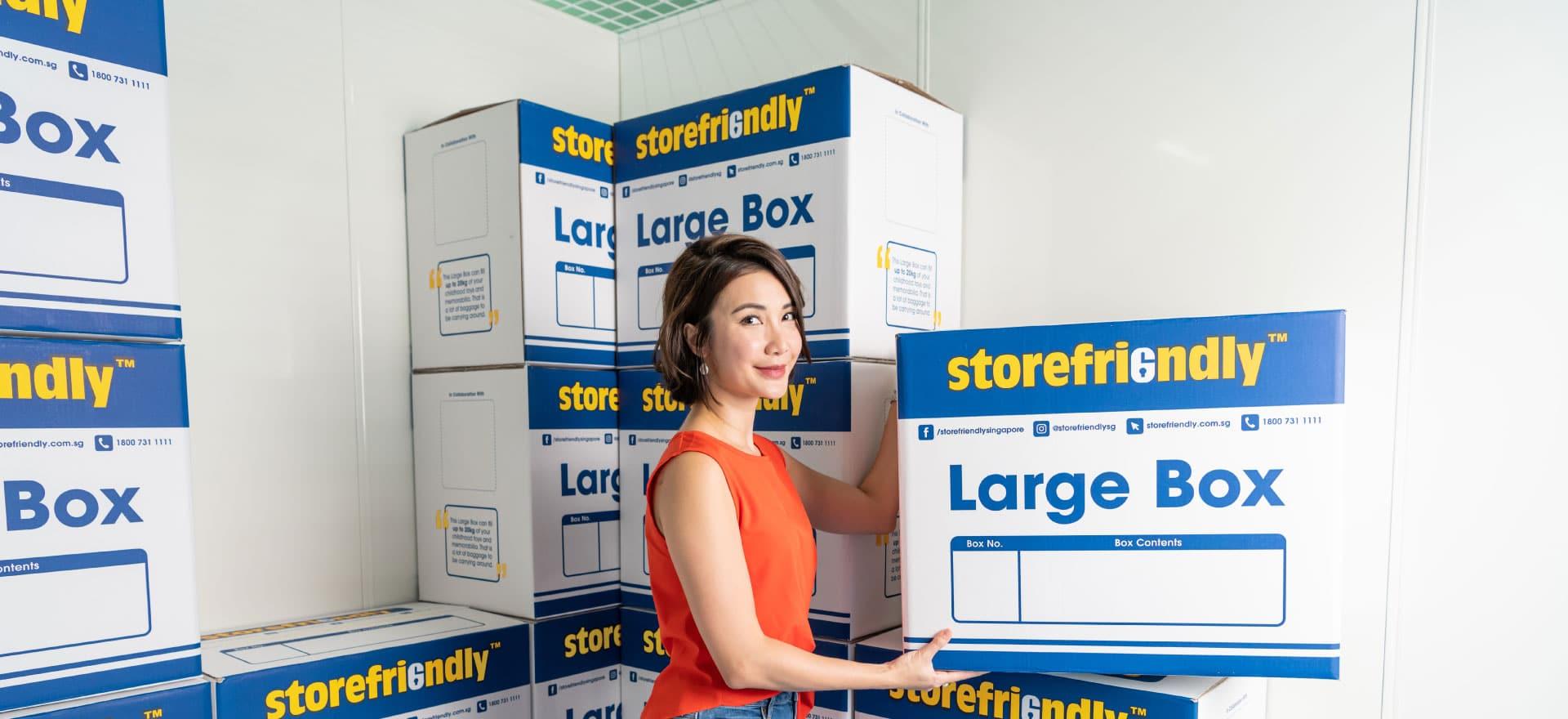 Singapore storage