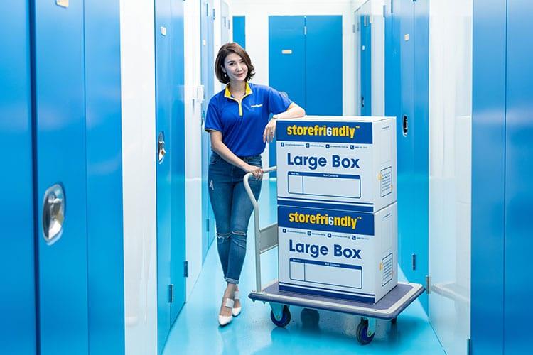 self storage singapore