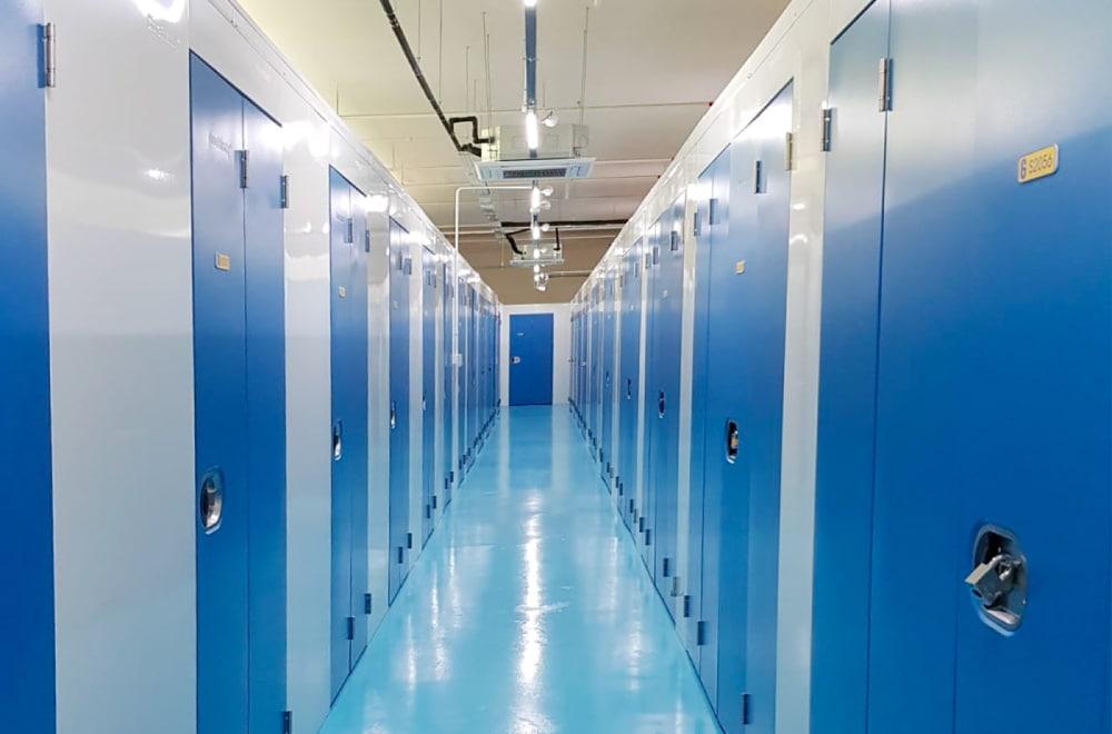 Choosing the right self-storage unit