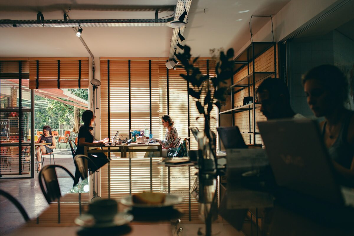 Coworker Spaces: A Productivity Booster