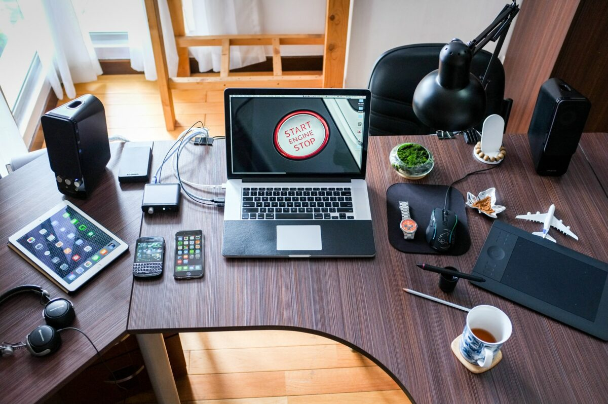 5 Tips to Organize your Workspace