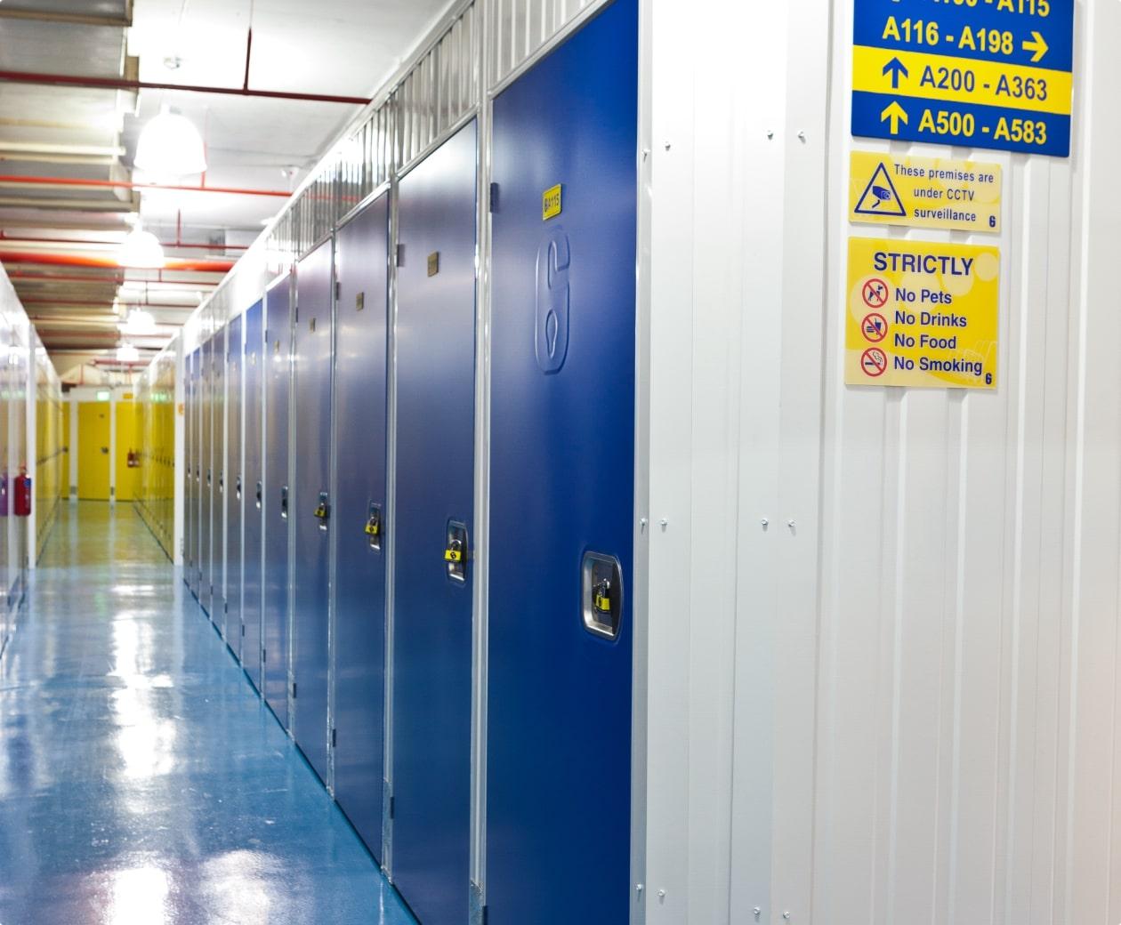Storefriendly storage units